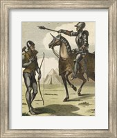 Armored Soldiers II Fine-Art Print