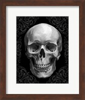 Glam Skull Fine-Art Print