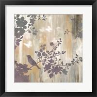 Mist Foliage II Fine-Art Print