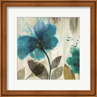 Teal Splash II Fine-Art Print