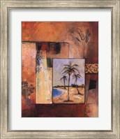 Palm Serenity I Fine-Art Print