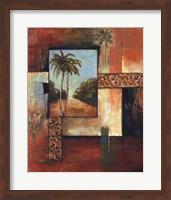 Palm Serenity II Fine-Art Print