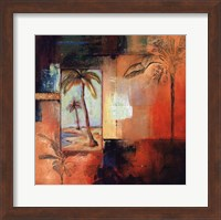 Palm View I Fine-Art Print