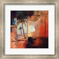 Palm View I Fine-Art Print