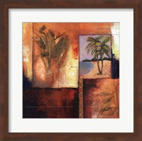 Palm View II Fine-Art Print