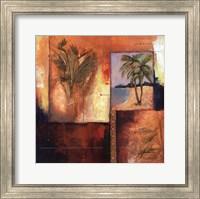 Palm View II Fine-Art Print