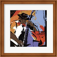 Jazz Man - mini Fine-Art Print