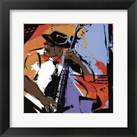 Jazz Man - mini Fine-Art Print