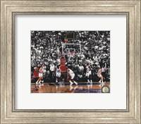 Michael Jordan 1998 NBA Finals Game Winning Shot Fine-Art Print