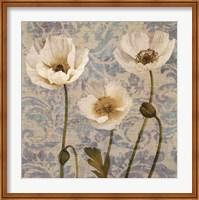 Damask Blooms V Fine-Art Print