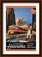 Hiawatha 1952 Fine-Art Print