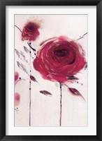 Oriental Rose II Fine-Art Print