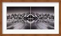 Palms And Infinity Pool Fine-Art Print