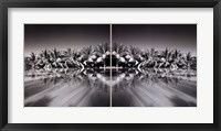 Palms And Infinity Pool Fine-Art Print
