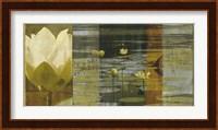 Lotus Panel I Fine-Art Print
