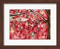 Red Pear Tree Fine-Art Print