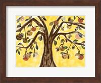 Yellow Orange Tree Fine-Art Print