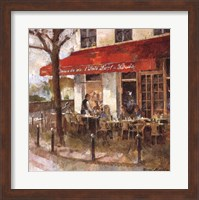 Cafe Saint-Louis Fine-Art Print
