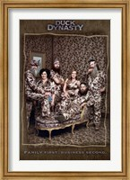 Duck Dynasty - Family Wall Poster