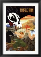 Temple Run - Guy Wall Poster