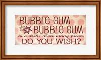 Bubble Gum Fine-Art Print