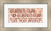 Bubble Gum Fine-Art Print