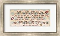 Little Playmate Fine-Art Print