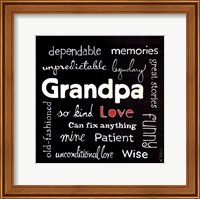 Grandpa Love Fine-Art Print