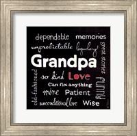 Grandpa Love Fine-Art Print