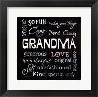 Grandma Love Fine-Art Print