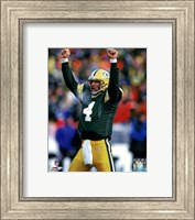 Brett Favre 1996 Action Fine-Art Print