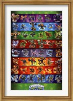 Skylanders Swap Force - Grid Wall Poster