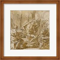 The Death of Seneca Fine-Art Print