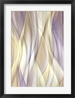 Sheer Lilac And Creme Fine-Art Print