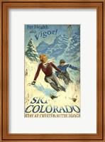 Ski Colorado Fine-Art Print