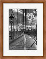 Brooklyn Bridge HDR 1 Fine-Art Print