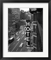 Chelsea Black and White Fine-Art Print
