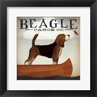 Beagle Canoe Co Fine-Art Print