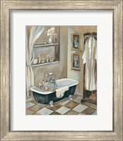 French Bath III Fine-Art Print