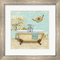 Light Breeze Bath I Fine-Art Print