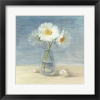 Daisies and Shells Fine-Art Print