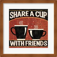 Coffee Roasters III Fine-Art Print