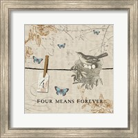 Words that Count IV Fine-Art Print