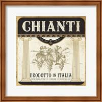 Wine Labels III Fine-Art Print