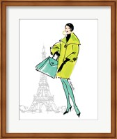 Colorful Fashion II - Paris Fine-Art Print