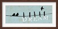 Birds on a Wire - Dream Fine-Art Print