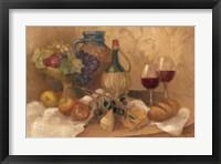 Abundant Table with Pattern Fine-Art Print