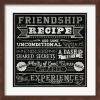 Thoughtful Recipes IV Fine-Art Print