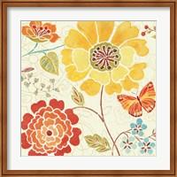 Spice  Bouquet III Fine-Art Print