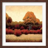 Autumn Forest I Fine-Art Print